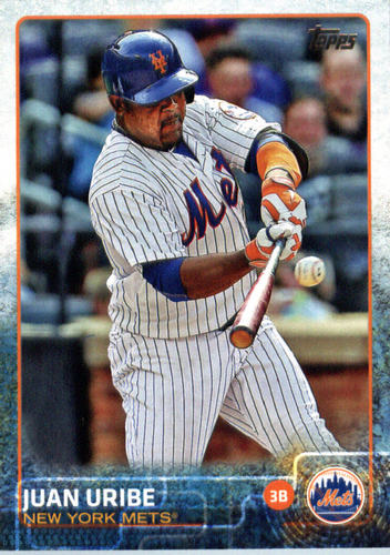 Photo of 2015 Topps Update #US80 Juan Uribe