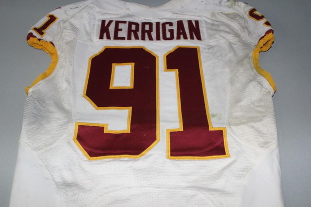 NFL Auction | NFL International Series - Redskins Ryan Kerrigan ...