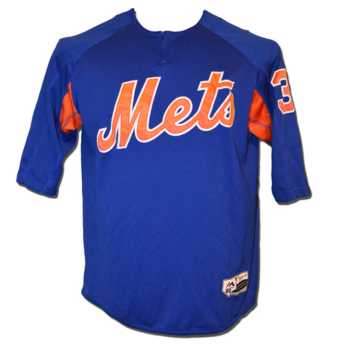Mickey Callaway #36 - Team Issued BP Pullover - 2018 Season