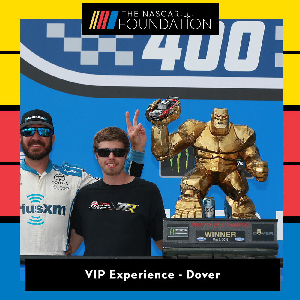 Ultimate VIP Experience at Dover International Speedway!