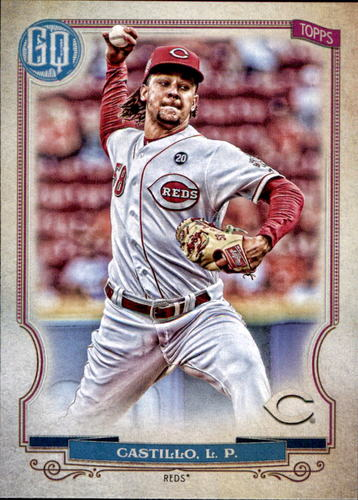 Photo of 2020 Topps Gypsy Queen #249 Luis Castillo