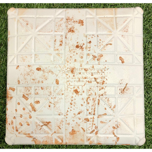 Photo of Rays Baseball Foundation: Game Used Third Base (Innings 4-6) - Opening Day - March 28, 2019 v HOU