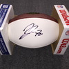 NFL - Chargers Trai Turner signed panel ball