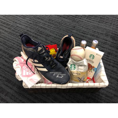 Photo of Trea Turner Favorite Things Basket