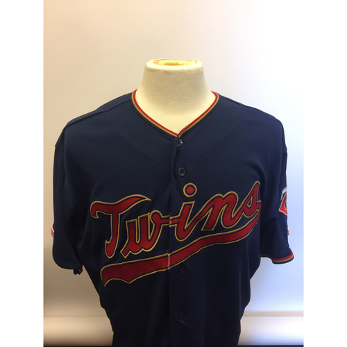Photo of Minnesota Twins - 2019 Game Used Jersey - Max Kepler - HR jersey