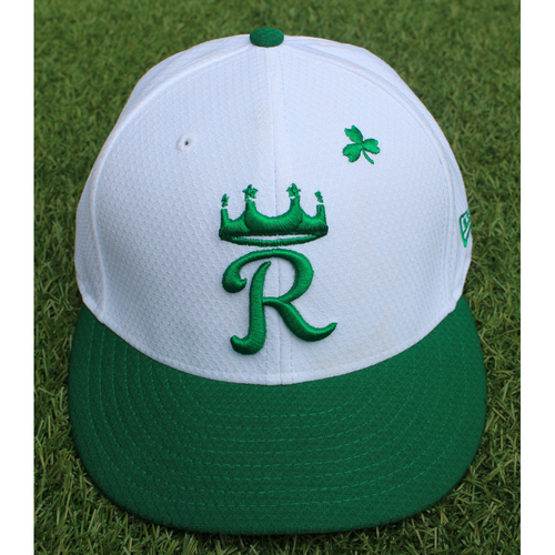 Photo of Team-Issued St. Patrick's Day Cap: #76 (Size 7 1/8)