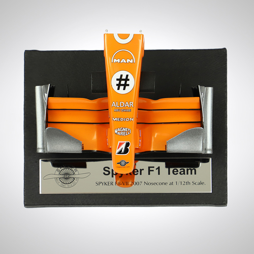 Photo of M5139 Spyker F8-VII 1:12 scale nosecone