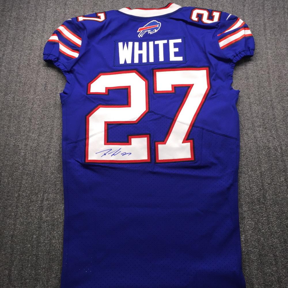 NFL - Bills Tre'Davious White Signed Jersey Size 38