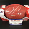 NFL - Vikings Dalvin Cook Signed Authentic Football W/ 100 Seasons Logo