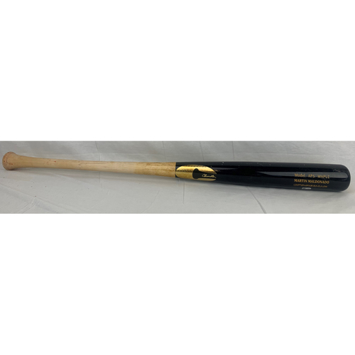 Photo of Carlos Correa Game-Used Bat - AL Wildcard Game 1 - 9/29/2020 at MIN