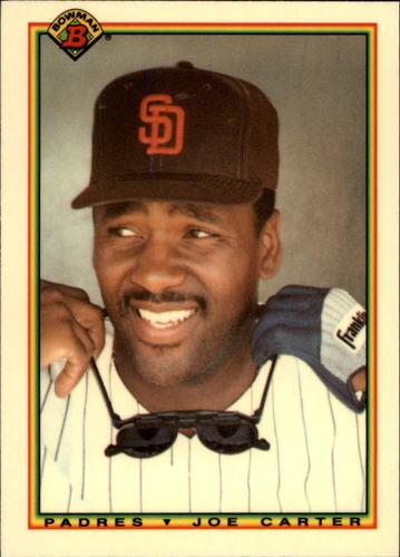 Photo of 1990 Bowman Tiffany #220 Joe Carter