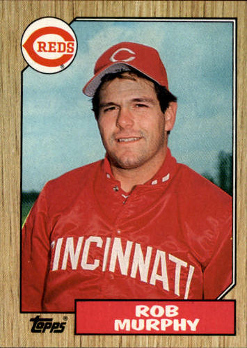 Photo of 1987 Topps #82 Rob Murphy