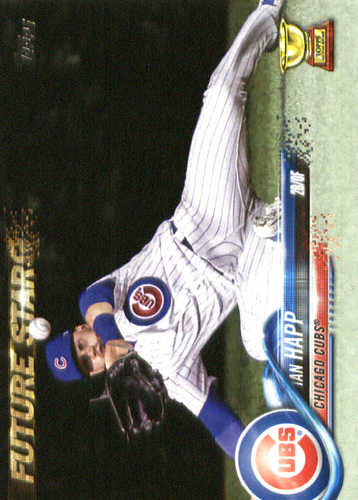 Photo of 2018 Topps #118 Ian Happ