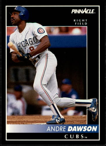 Photo of 1992 Pinnacle #115 Andre Dawson