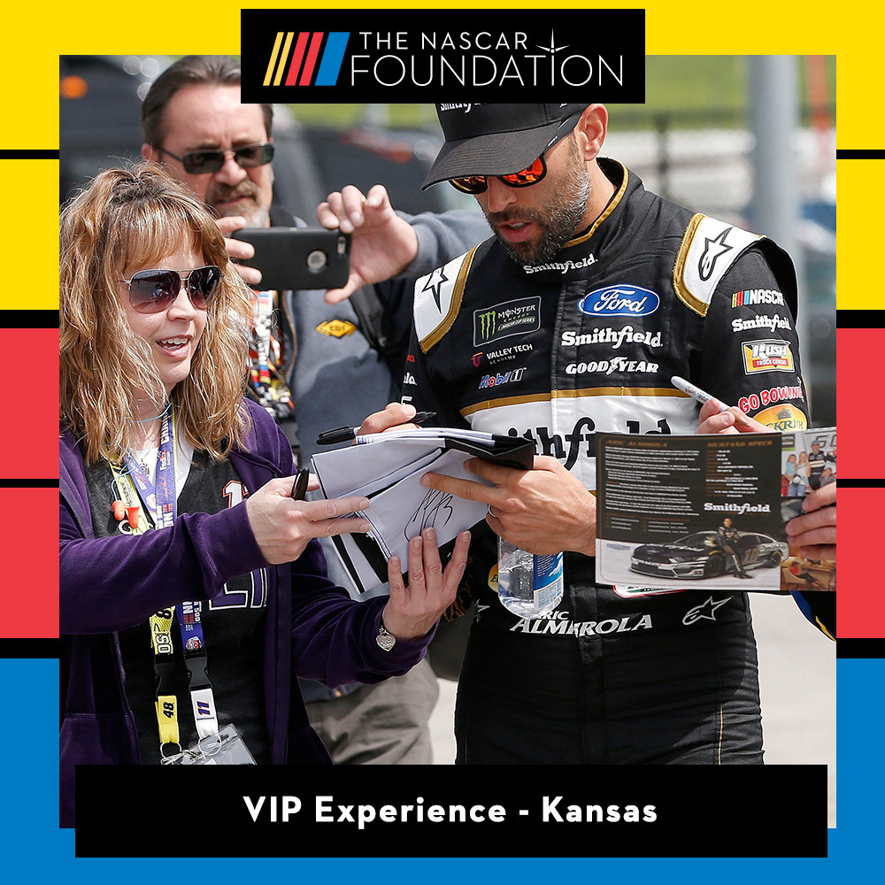 Ultimate VIP Experience at Kansas Speedway