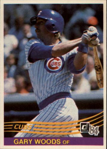 Photo of 1984 Donruss #144 Gary Woods