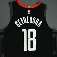 Thabo Sefolosha - Houston Rockets - Game-Worn Statement Edition Jersey - NBA Japan Games - 2019-20 NBA Season