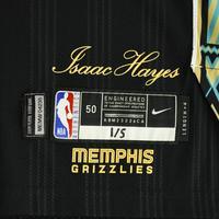 Desmond Bane - Memphis Grizzlies - Game-Worn City Edition Jersey - 2020-21 NBA Season