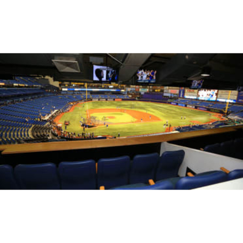 Photo of Rays Baseball Foundation: 2021 Tropicana Field Suite Experience - Pick Your Date!
