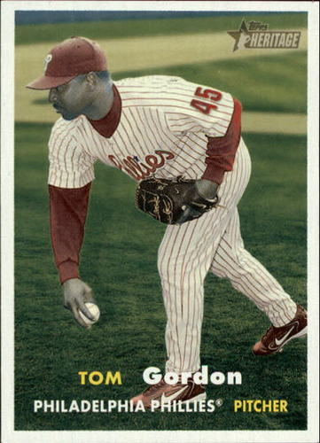 Photo of 2006 Topps Heritage #14 Tom Gordon