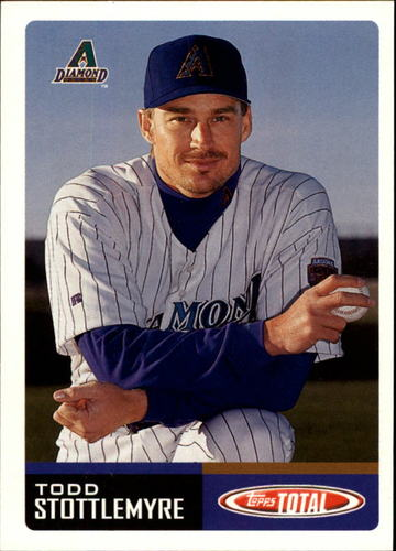 Photo of 2002 Topps Total #536 Todd Stottlemyre