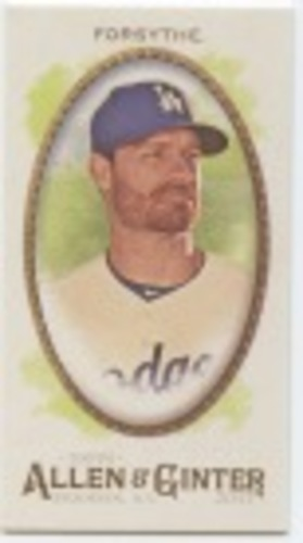 Photo of 2017 Topps Allen and Ginter Mini #348 Logan Forsythe