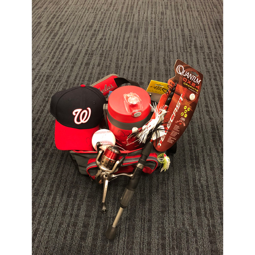 Photo of Dave Martinez Favorite Things Basket