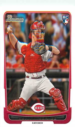 Photo of 2012 Bowman Draft #24 Devin Mesoraco RC