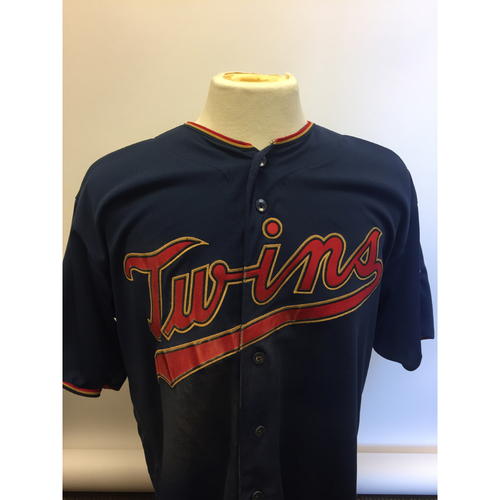 Photo of Minnesota Twins - 2019 Game Used Jersey - Willians Astudillo