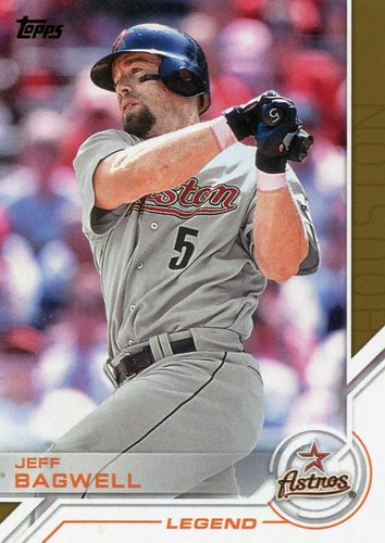 Photo of 2017 Topps Salute #S149 Jeff Bagwell