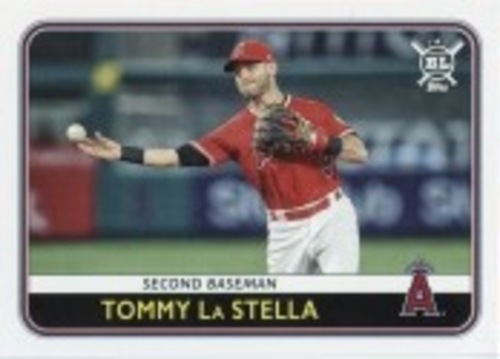 Photo of 2020 Topps Big League #12 Tommy La Stella