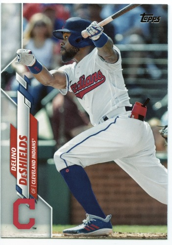 Photo of 2020 Topps #506 Delino DeShields