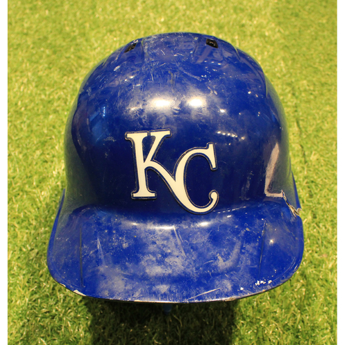 Photo of Game-Used Helmet: Ryan O'Hearn #66 (CWS @ KC 9/3/20)