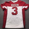 Crucial Catch - Cardinals Josh Rosen Signed Game Issued Jersey Size 42