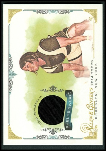Photo of 2014 Topps Allen and Ginter Relics #FSRLP Laura Phelps Sweatt A