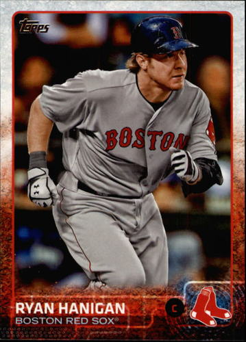 Photo of 2015 Topps #448 Ryan Hanigan