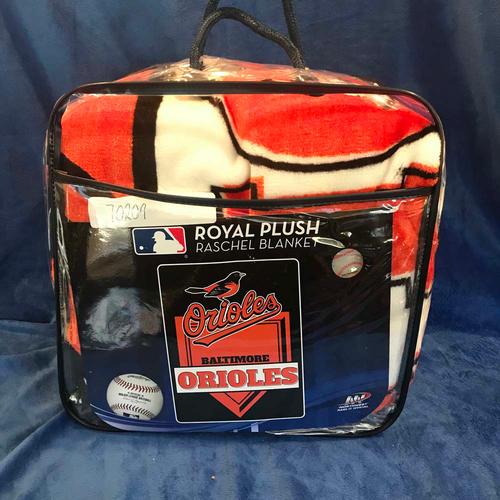 UMPS CARE AUCTION: Baltimore Orioles 60