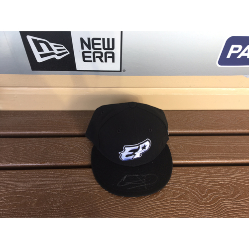 El Paso Victims Relief Fund Auction San Diego Padres Signed Chris Paddack El Paso Chihuahuas Hat