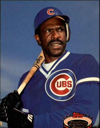 Photo of 1992 Stadium Club #810 Andre Dawson
