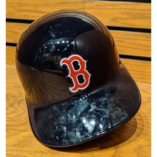 Photo of Steve Pearce Team Issued Batting Helmet
