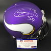 NFL - Vikings Eric Kendricks Signed Proline Helmet