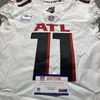 Crucial Catch - Falcons Julio Jones Game Used Jersey (10/18/20) Size 42 W/ Captains Patch