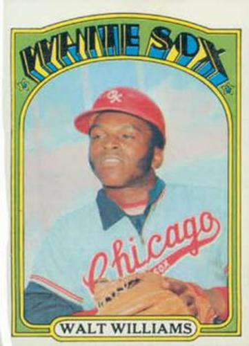 Photo of 1972 Topps #15 Walt Williams