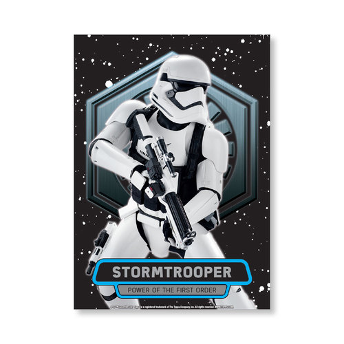 Stormtrooper TFA Series 2 POWER OF THE FIRST ORDER Poster - # to 99