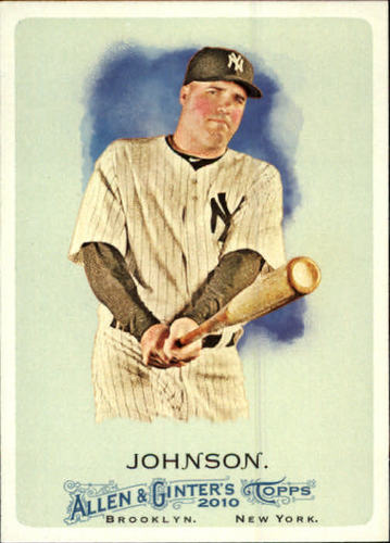 Photo of 2010 Topps Allen and Ginter #234 Nick Johnson