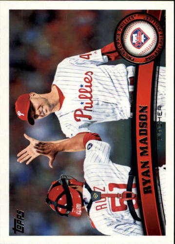 Photo of 2011 Topps #638 Ryan Madson