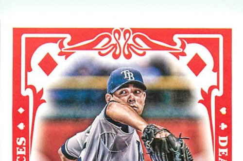 Photo of 2013 Topps Gypsy Queen Dealing Aces #MM Matt Moore