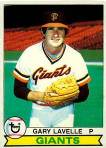 Photo of 1979 Topps #311 Gary Lavelle