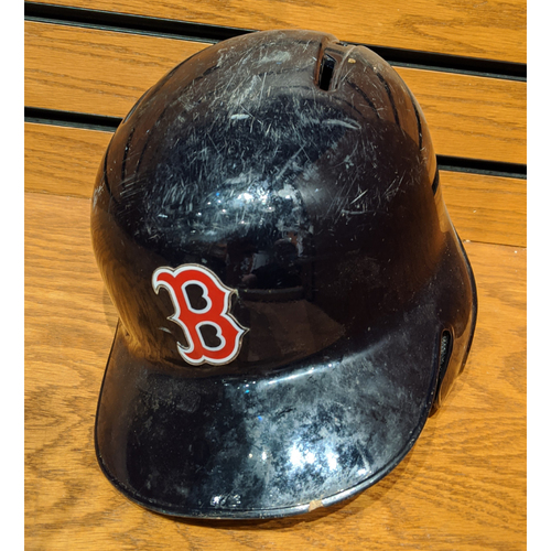Photo of Eduardo Nunez Team Issued Batting Helmet