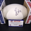 Patriots - Jamie Collins Signed Panel Ball w/ Patriots Logo
